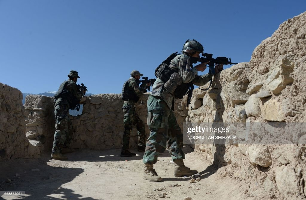 AFGHANISTAN-UNREST-IS-CONFLICTS : News Photo