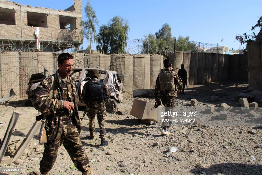 Talibans kill 18 soldiers in attack on Afghan army base