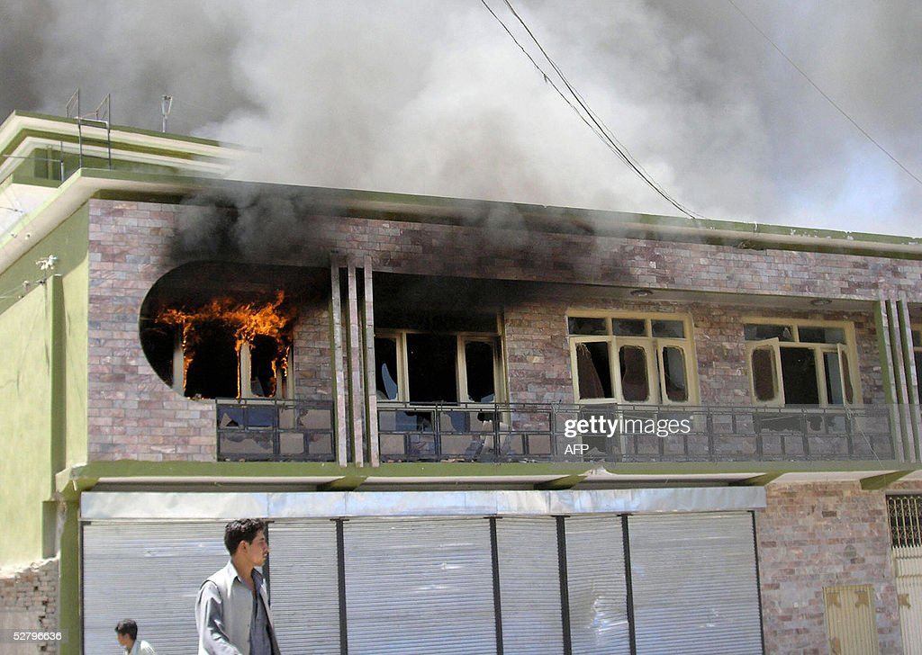 Afghan students from the Nangarhar Unive : News Photo