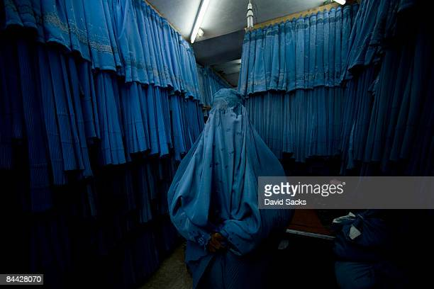 afghan woman - burka stock pictures, royalty-free photos & images