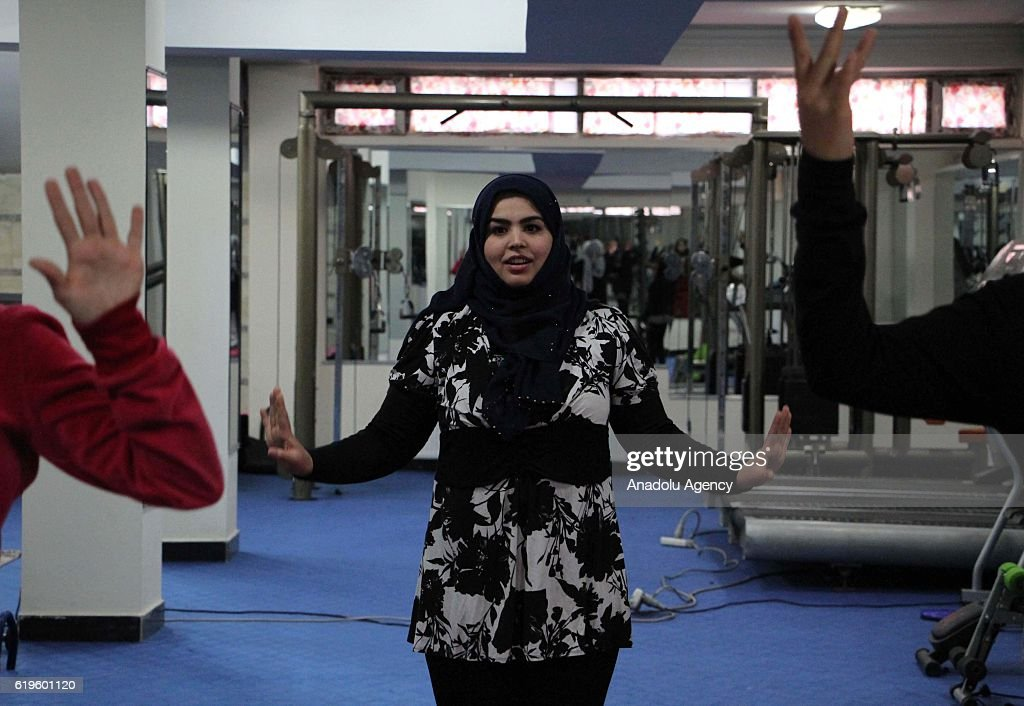 First yoga center for women opens in Kabul : News Photo