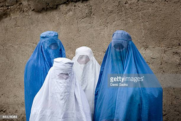afghan women - afghanistan stock pictures, royalty-free photos & images