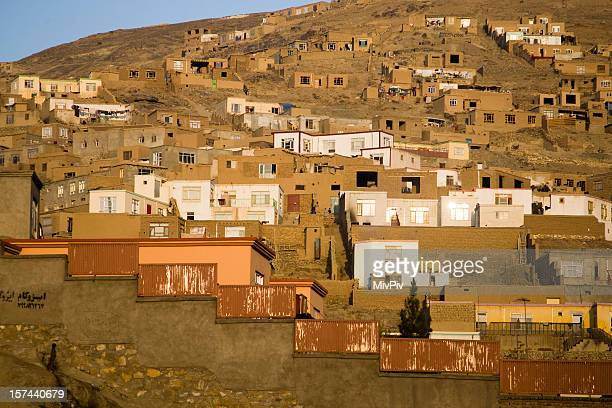 Afghani Village on the Hill