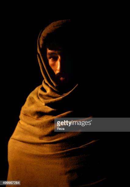 1983 Afghanistan Afghan Resistance Fighter