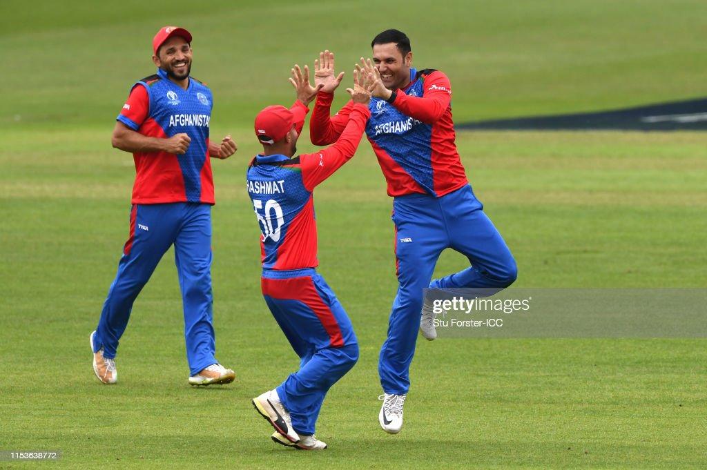 Afghanistan v Sri Lanka - ICC Cricket World Cup 2019 : News Photo