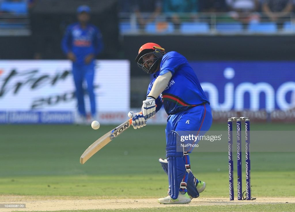 India v Afghanistan - Asia Cup 2018