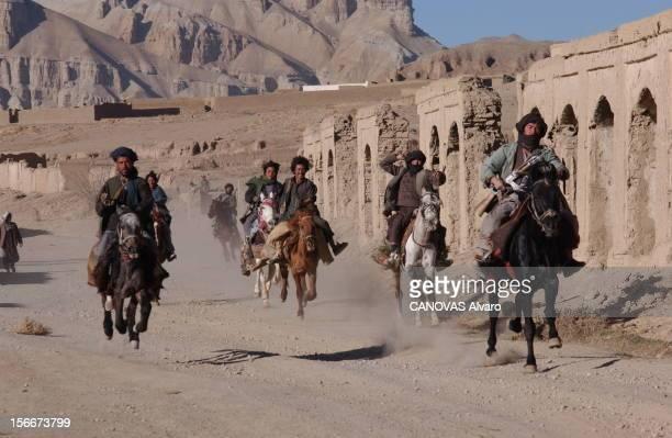 Afghanistan Hazaras The Bamiyan Region Drive Out The Taliban Afghanistan novembre 2001 les Hazaras chiites du HezbiWahdat reprennent Bamiyan aux...