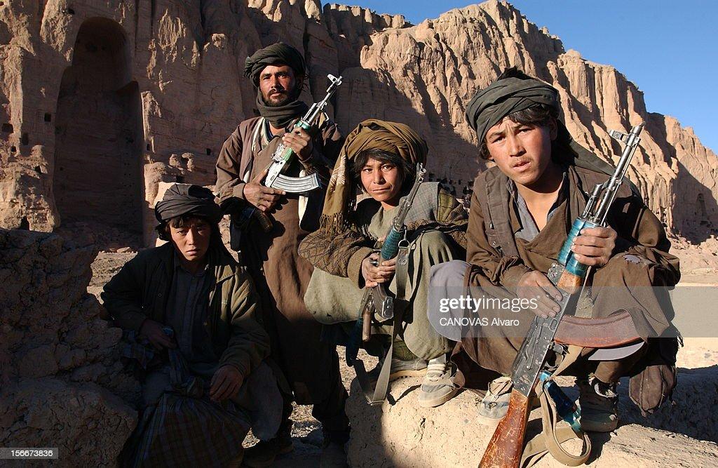 Afghanistan: Hazaras The Bamiyan Region Drive Out The Taliban : News Photo