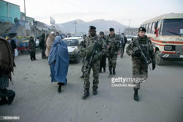 Operation Caracal Les Français participent activement au contrôle du territoire afghan à l'aide du plus puissant et du plus technologique des...