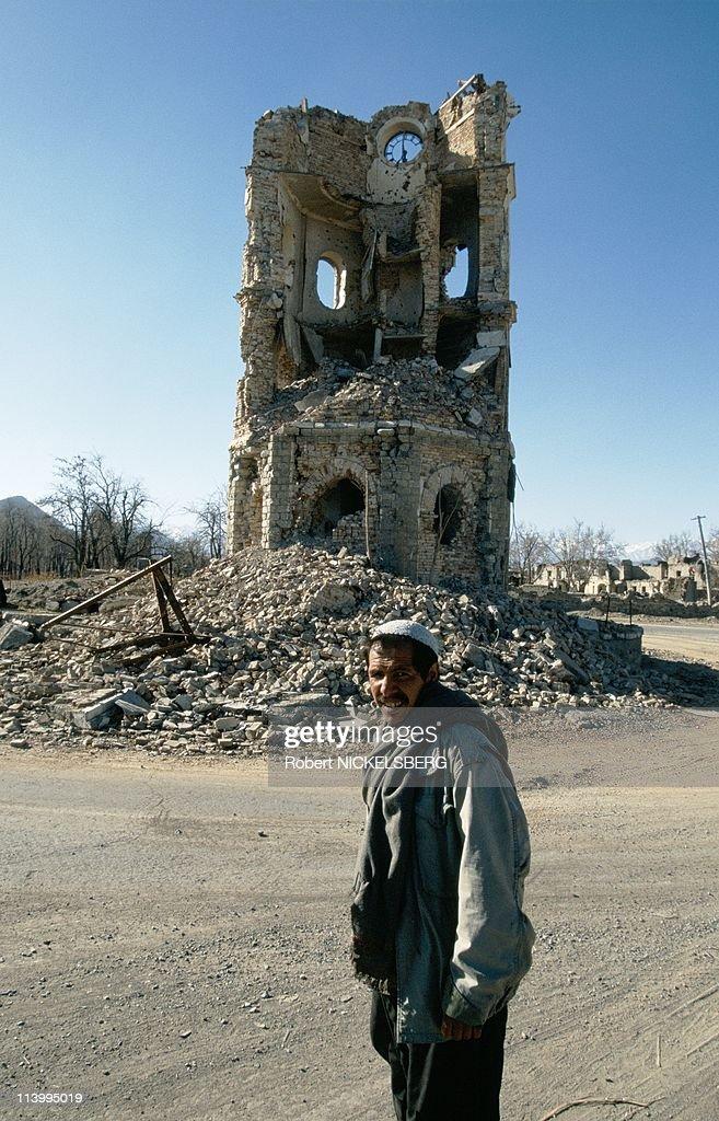 Afghanistan under Taleban rule In Kabul, Afghanistan In February, 1995- : News Photo