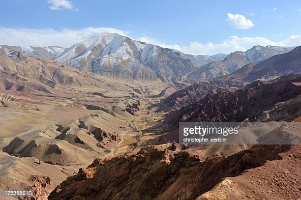 Afganistán valley