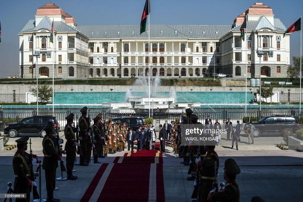 AFGHANISTAN-POLITICS : News Photo