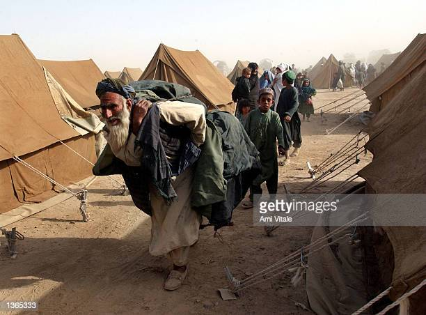 Afghans mainly Pashtuns and Kuchi nomads who were living in camps around Spin Boldak near the border of Pakistan in southern Afghanistan are...