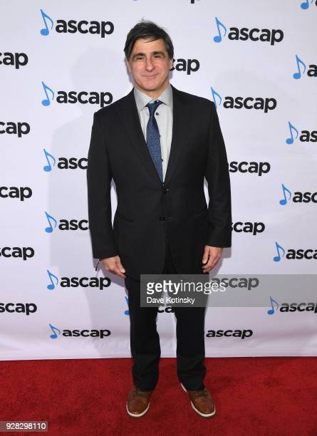 Afo Verde attends ASCAP 2018 Latin Awards at Marriott Marquis Hotel on March 6 2018 in New York City