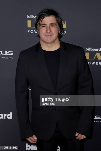 Afo Verde Chairman/CEO Sony Music Latin Iberia attends Billboard 2018 Latin Power Players at W South Beach on November 1 2018 in Miami Beach Florida
