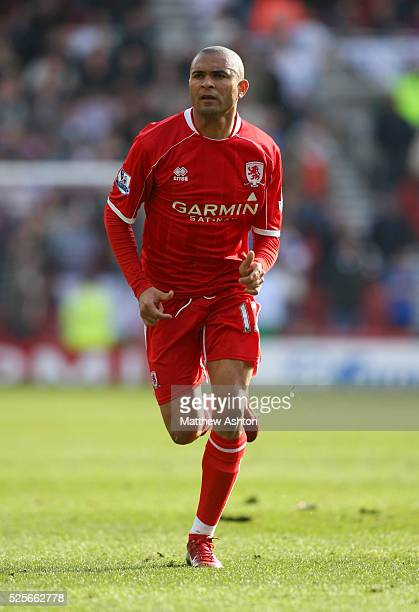 Afonso Alves of Middlesbrough FC