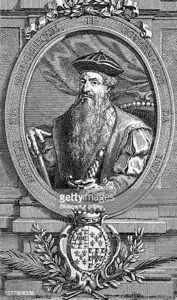 Afonso de Albuquerque, Duke of Goa, 1453 – 16 December 1515, a Portuguese general, a great conqueror, statesman and an empire builder.