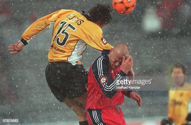 1 Afred NIJHUIS/Dortmund Carsten JANCKER/Bayern
