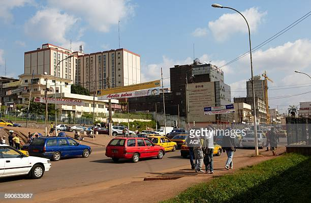 Africa. Cameroon. Center province. Yaounde city.