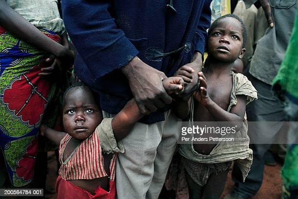 Africa Congo Katanga Province Dubie Dec 2005