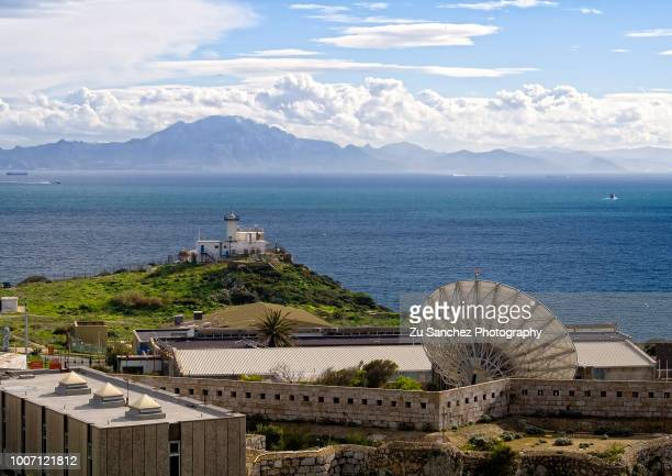 Africa from Europe (Strait of Gibraltar)