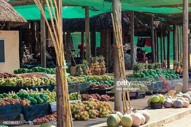 africa market in zululand - ダーバン ストックフォトと画像
