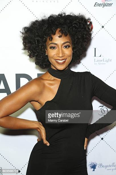 Africa Miranda attends Serena Williams Signature Statement Collection After Party September 2016 New York Fashon Week at Bagatelle on September 12...
