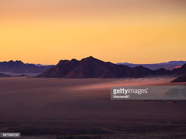 Africa, Namibia, Hardap, Hammerstein, Kulala Wilderness Reserve, Tsaris Mountains,