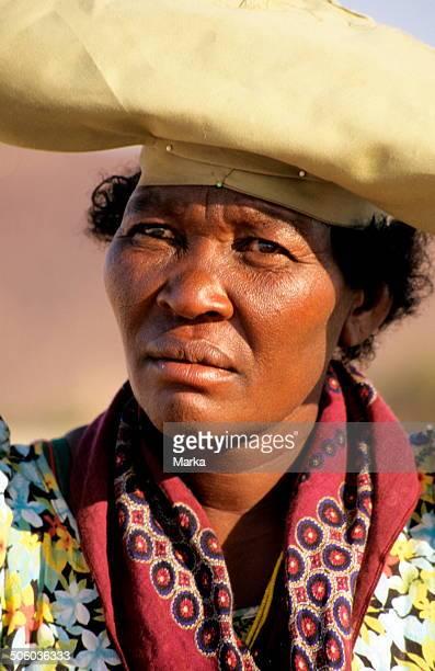 Africa Namibia Herero Woman