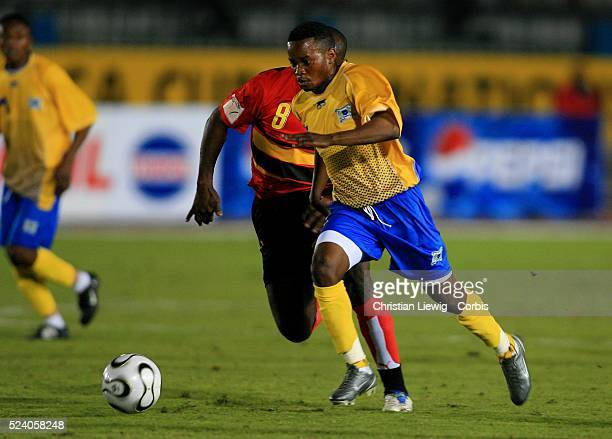 Africa Nations Cup Group B Angola vs Democratic Republic of Congo Biscotte Mbala Mbuta