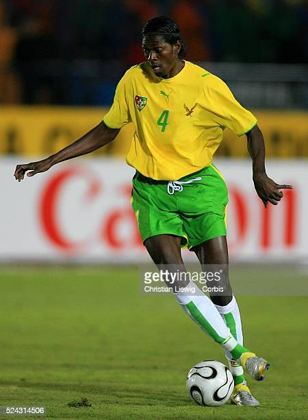 Africa Nations Cup Group B Cameroon vs Togo Cameroon won 20 Emmanuel Adebayor
