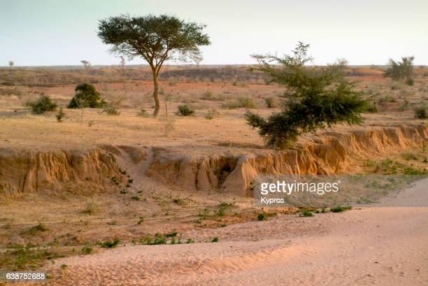 Africa, Sahara Desert, North Africa, Niger, View Of Desert Landscape (Year 2007)