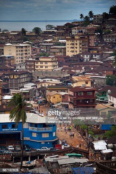 africa, sierra leone, freetown - sierra leone stock pictures, royalty-free photos & images