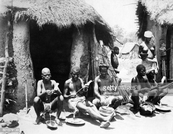 Africa, Westafrica, British-Westafrica, Gold Coast Colony: women of