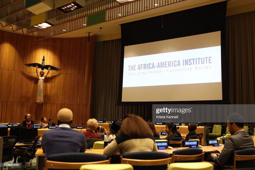 Africa America Institute And Africa S Great Civilizations