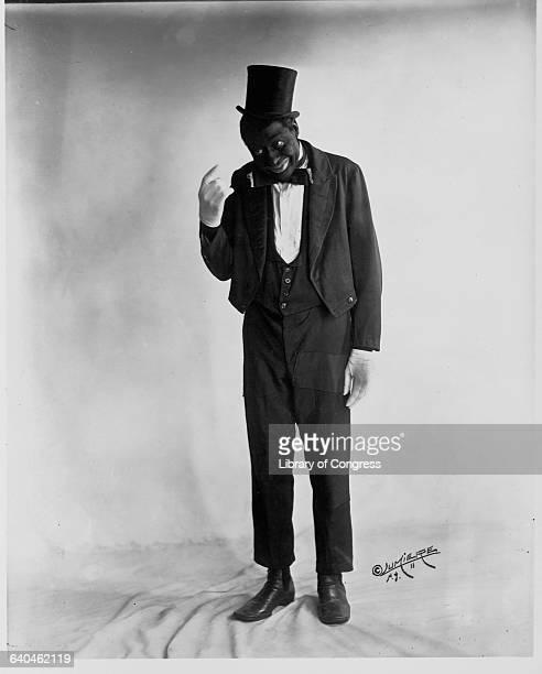 African American actor Bert Williams as one of his characters Nobody in 1922 As an early black American performer working in blackface perpetuating...