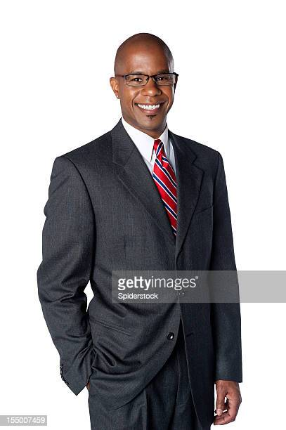 african american businessman - grey suit stock pictures, royalty-free photos & images