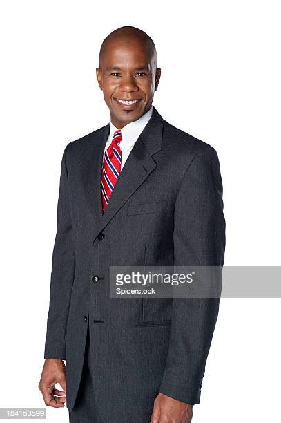 african american businessman - gray suit stock pictures, royalty-free photos & images
