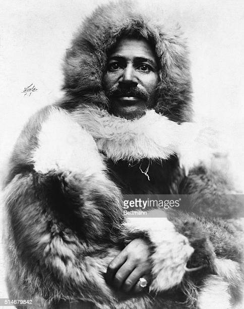 African American explorer Matthew A Henson explored the Arctic on seven expeditions with Robert Peary from the 1890s until their final expedition in...