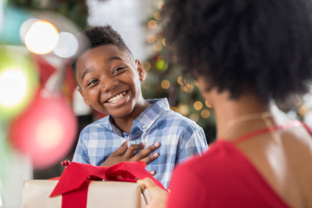 Black People Christmas Pictures.Free Black People At Christmas Stock Photos And Royalty Free