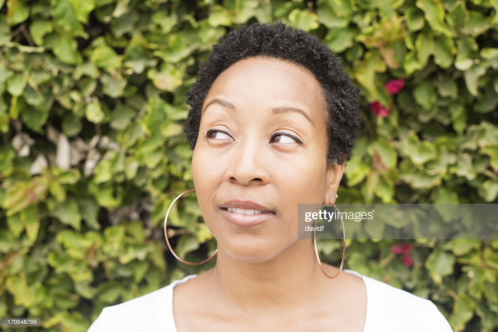 African American Woman : Stock Photo