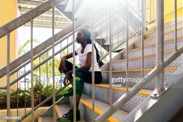 african australian teenage girl - sudan stock pictures, royalty-free photos & images