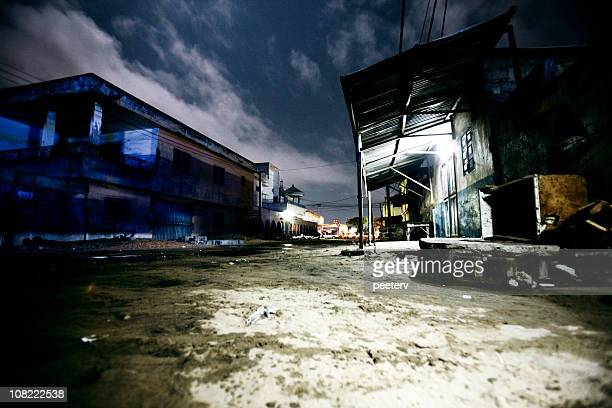 african backstreets - togo stock pictures, royalty-free photos & images