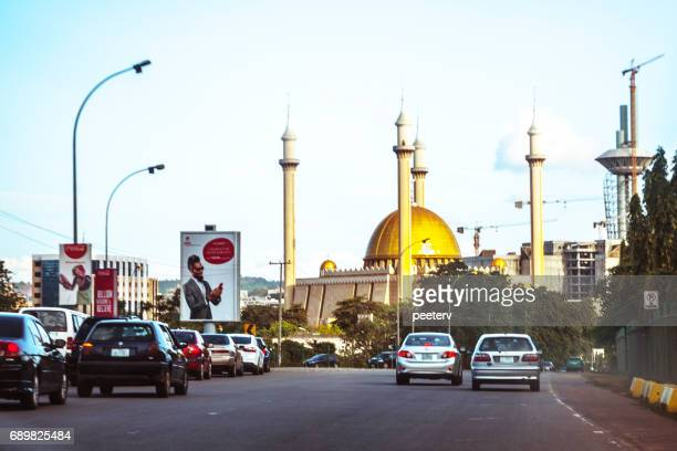 african city - abuja, nigeria - abuja stock pictures, royalty-free photos & images