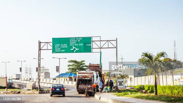 """african city - lagos, nigeria - """"peeter viisimaa"""" or peeterv stock pictures, royalty-free photos & images"""