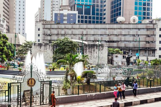 african city - lagos, nigeria - lagos stock photos and pictures
