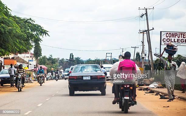 African la circulation. Abuja, Nigeria.
