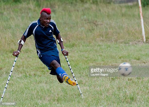 African cup of amputee football 2013 in Nairobi . Liberia, Ghana, Angola, Nigeria, Sierra Leone and Kenya should participate to the 4th African cup...