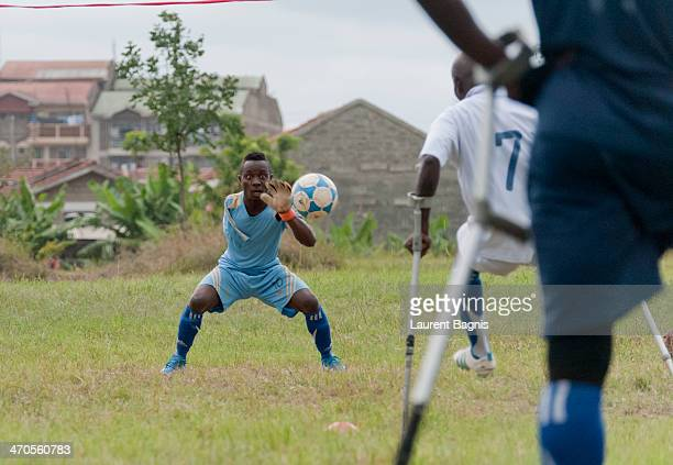CONTENT] African cup of amputee football 2013 in Nairobi Liberia Ghana Angola Nigeria Sierra Leone and Kenya should participate to the 4th African...