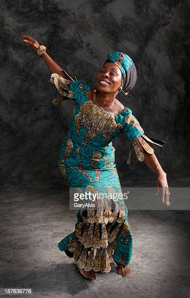 african dancer - african culture stock pictures, royalty-free photos & images